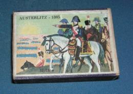 Boite D'allumettes : Napoléon : Austerlitz - Boites D'allumettes - Etiquettes