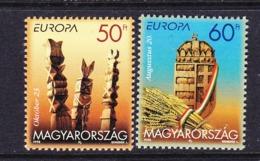 Europa Cept 1998 Hungary 2v ** Mnh (45220M) - Europa-CEPT