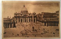 V 10763 Roma - Piazza E Basilica Di S. Pietro - San Pietro