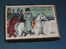 Boite D'allumettes : Napoléon : Campagne De France - Boites D'allumettes - Etiquettes
