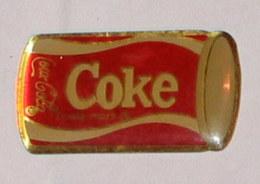 Pin's CANETTE DE COKE - Coca-Cola
