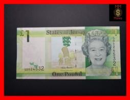 JERSEY 1 £ 2010  P. 32 A  UNC - Jersey