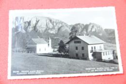 Bolzano Renon Ritten Albergo Maria Saal 1948 Foto Franzl N. 9548 - Other Cities