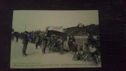 A1:manoeuvres Des 13e Et 14e Corps D'armées, 1909- Le Cantinier Rafraîchit Son Bataillon - France