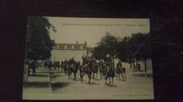 A1:manoeuvres Des 13e Et 14e Corps D'armées, 1909- Colonne...halte - France