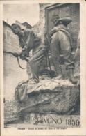 PERUGIA-GRUPPO IN BRONZO DEL MON. AL XX GIUGNO 1859 - Perugia