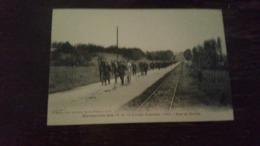 A1:manoeuvres Des 13e Et 14e Corps D'armées, 1909- Sur La Route - France