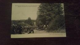 A1:manoeuvres Des 13e Et 14e Corps D'armées, 1909- Repos Derrière Un Rideau D'arbres - France