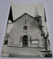 CPSM 74 - MONNETIER L'EGLISE - Autres Communes