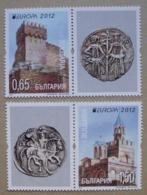 Bulgarien Zierfeld  Europa  Cept    Besuchen Sie Europa  2012  ** - 2012