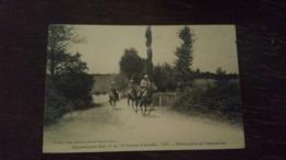 A1:manoeuvres Des 13e Et 14e Corps D'armées, 1909- Patrouille De Chasseurs - France