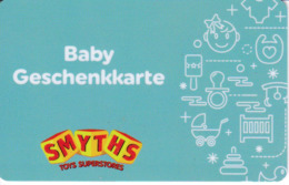 Geschenkkarte Smyths Toys Superstores Gift - Gift Cards
