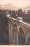 PONT DE CHESIERES - VILLARS ~ AN OLD POSTCARD #99813 - VD Vaud