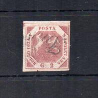Italia - Regno Delle Due Sicilie - Napoli - 1858 - 2 G - Usato - (FDC18363) - Napoli