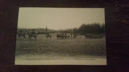 A1:manoeuvres Des 13e Et 14e Corps D'armées, 1909- L'artillerie Va Se Poster - France