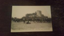 A1:manoeuvres Des 13e Et 14e Corps D'armées, 1909- L'état-major Quitte L' Observatoire - France
