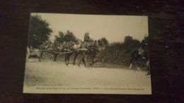 A1:manoeuvres Des 13e Et 14e Corps D'armées, 1909- Les Mitrailleuses Des Dragons - France