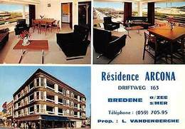 Belgium Residence Arcona Bredene A/Zee Street - Belgique