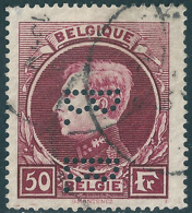 291A Gestempeld - Met Perforatie B. B. - Obp 20 Euro - 1929-1941 Big Montenez