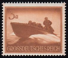 873 Heldengedenktag - Stark Verschwommener Druck, Inschrift Braun Statt Weiß, ** - Abarten