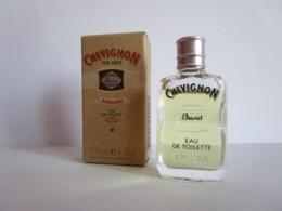 CHEVIGNON - EDT - 4.5 ML - Miniature - Miniatures Men's Fragrances (in Box)