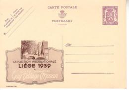 Publibel Neuf 440 - Stamped Stationery