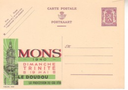 Publibel Neuf 463 - Stamped Stationery