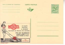 Publibel Neuf 2460 - Stamped Stationery