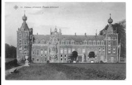 Heverlee - Chateau - Façade Principale. - Leuven