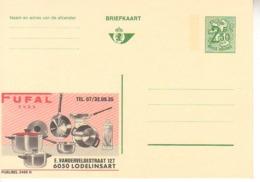 Publibel Neuf 2485 - Stamped Stationery