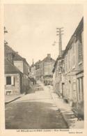 CPA 45 Loiret La Selle Sur Le Bied Rue Montante - France