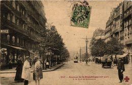 CPA Paris 11e Paris-Avenue De La République (313646) - Distretto: 11
