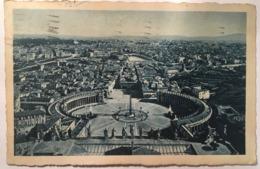 V 10764 Roma - Panorama Della Città Dalla Cupola Di S. Pietro - San Pietro