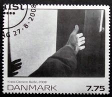 Denmark 2008 Minr.1510 Art Photography (O   ( Lot  L 450 ) - Danimarca