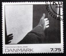 Denmark 2008 Minr.1510 Art Photography (O   ( Lot  L 455 ) - Danimarca