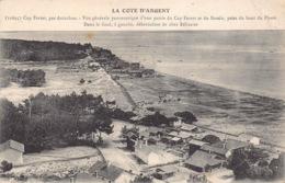 France 33 Gironde La Cote D'Argent  Cap Ferret , Par Arachon Vue Générale Panoramique D'une Partie Du Cap      Barry 526 - Frankrijk