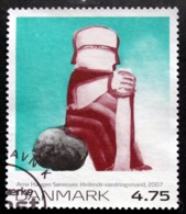 Denmark  2007 KUNST     MiNr.1468  (O)   ( Lot  L 477 ) - Danimarca