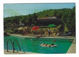 1155 - S MARCO DI CASTELLABATE SALERNO HOTEL CASTELSANDRA PISCINE ANIMATA 1975 - Salerno