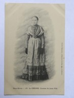 CPA (79) Deux Sèvres -  Mazières En Gatine, Costume De Jeune Fille - Mazieres En Gatine