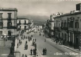 Z.520.  GIARRE - Catania - Via Gallipoli - Acireale
