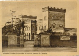 Z.519.  ACIREALE - Catania - Castello Medioevale... - 1949 - Acireale