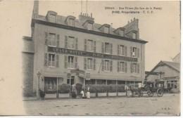 22 DINAN  Rue Thiers Grand Hôtel De Paris - Dinan