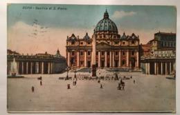 V 10769 Roma - Basilica Di S. Pietro - San Pietro
