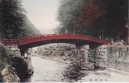 2545 65 Nikko, Sacred Bridge - Japon