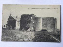 CPA  (86) Vienne - ROIFFE - Le Château De La ROCHE MARTEAU - Otros Municipios