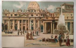 V 10770 Roma - San Pietro - San Pietro