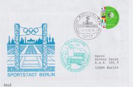 Germany Cover Posted Berlin 8 2002 Museum Für Kommunikation (G105-33) - Philatelie & Münzen