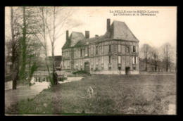45 - LA SELLE-SUR-LE-BIED - LE CHATEAU ET LE DEVERSOIR - France