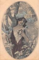 CPA Illustrée - 1901 - Autres Illustrateurs