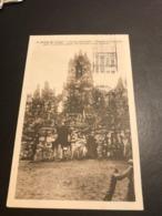 ASSESSE - GROTTES DE CRUPET - FACADE PRINCIPALE - ELEVEES A ST. ANTOINE -  1937 - Assesse